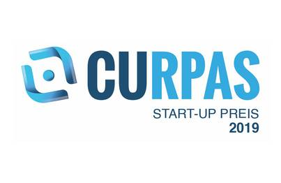 Logo Curpas Start-Up Preis 2019