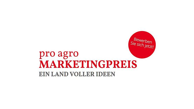 Logo pro agro Marketingpreis